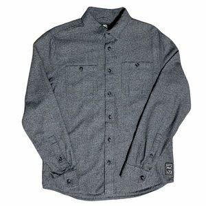 Roots Salt & Pepper Flannel Shirt